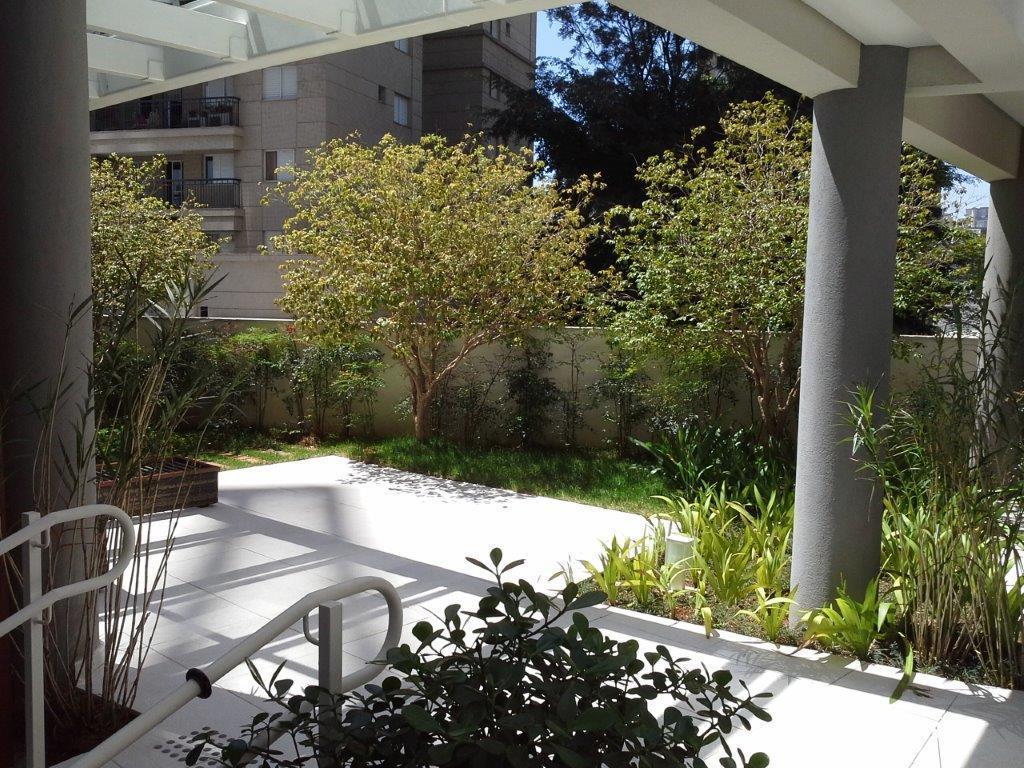 Imagens de #4E5C2A Apartamento para aluguel com 1 Quarto Brooklin São Paulo R$ 3.200  1024x768 px 3538 Blindex Banheiro Limpeza