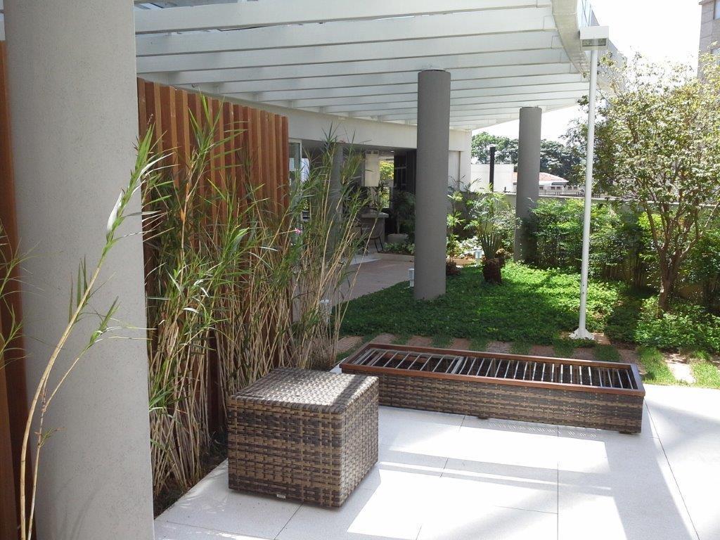 Imagens de #4C5E31 Apartamento para aluguel com 1 Quarto Brooklin São Paulo R$ 3.200  1024x768 px 3538 Blindex Banheiro Limpeza
