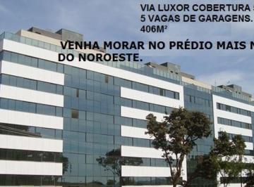 SQNW 107 VIA LUXOR COBERTURA EXCLUSIVA CANTO AGENDE SUA VISIT