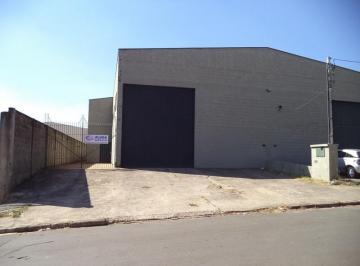 Barracão Industrial para locação, Parque Real, Campinas - BA0086.