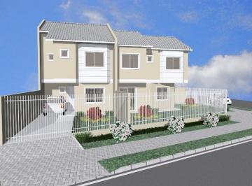 Sobrado duplex, novo, à venda - bairro Uberaba.