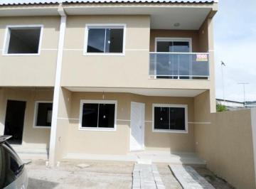 Sobrado residencial à venda, Cajuru, Curitiba - SO0090.