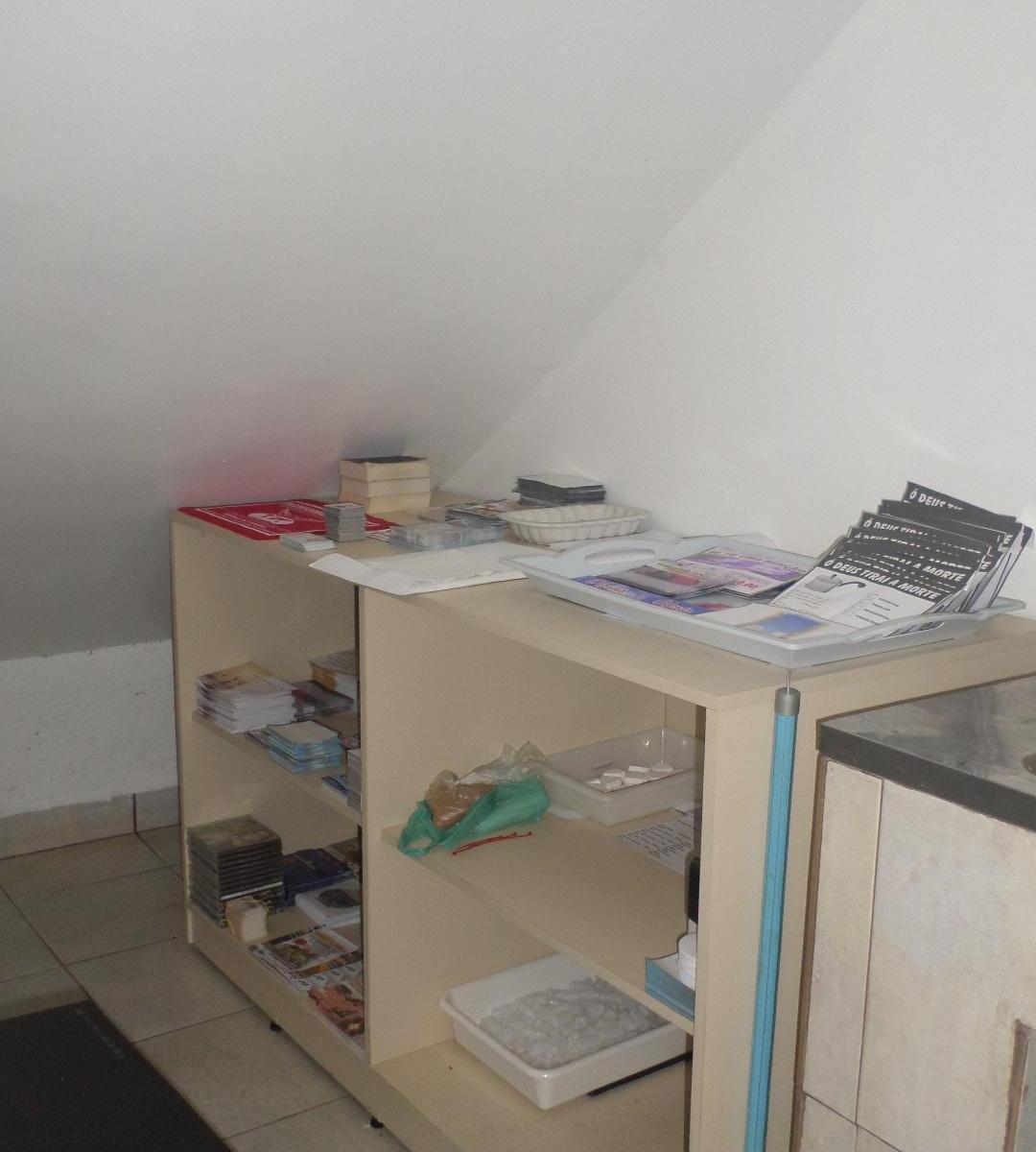 Comercial para aluguel Xaxim Curitiba R$ 3.500 220 m2 ID  #4F6D7C 1080x1200 Area Banheiro Pne