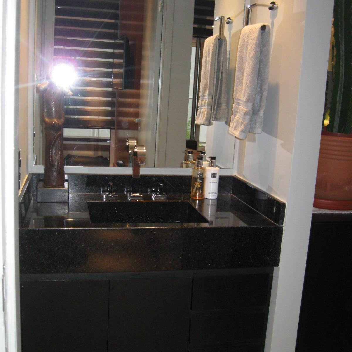 #886644 Apartamento à venda com 1 Quarto Consolação São Paulo R$ 595  1200x1200 px Banheiro Lindo Moderno 2847