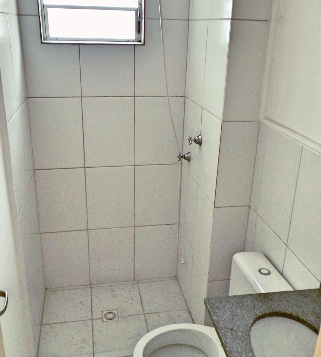 Apartamento à venda com 2 Quartos Sacomã São Paulo R$ 275.000  #423A29 1080x1200 Banheiro Azul Ou Verde