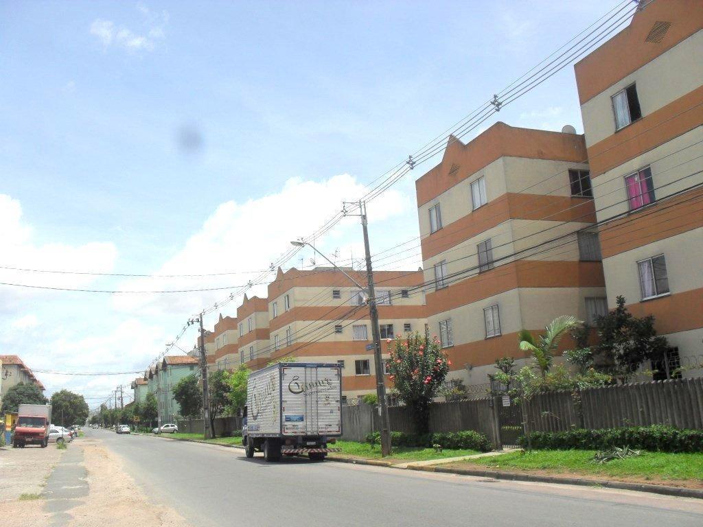 Imagens de #2F699C Apartamento à venda com 2 Quartos Sítio Cercado Curitiba R$ 145  1024x768 px 3004 Box Banheiro Curitiba Sitio Cercado