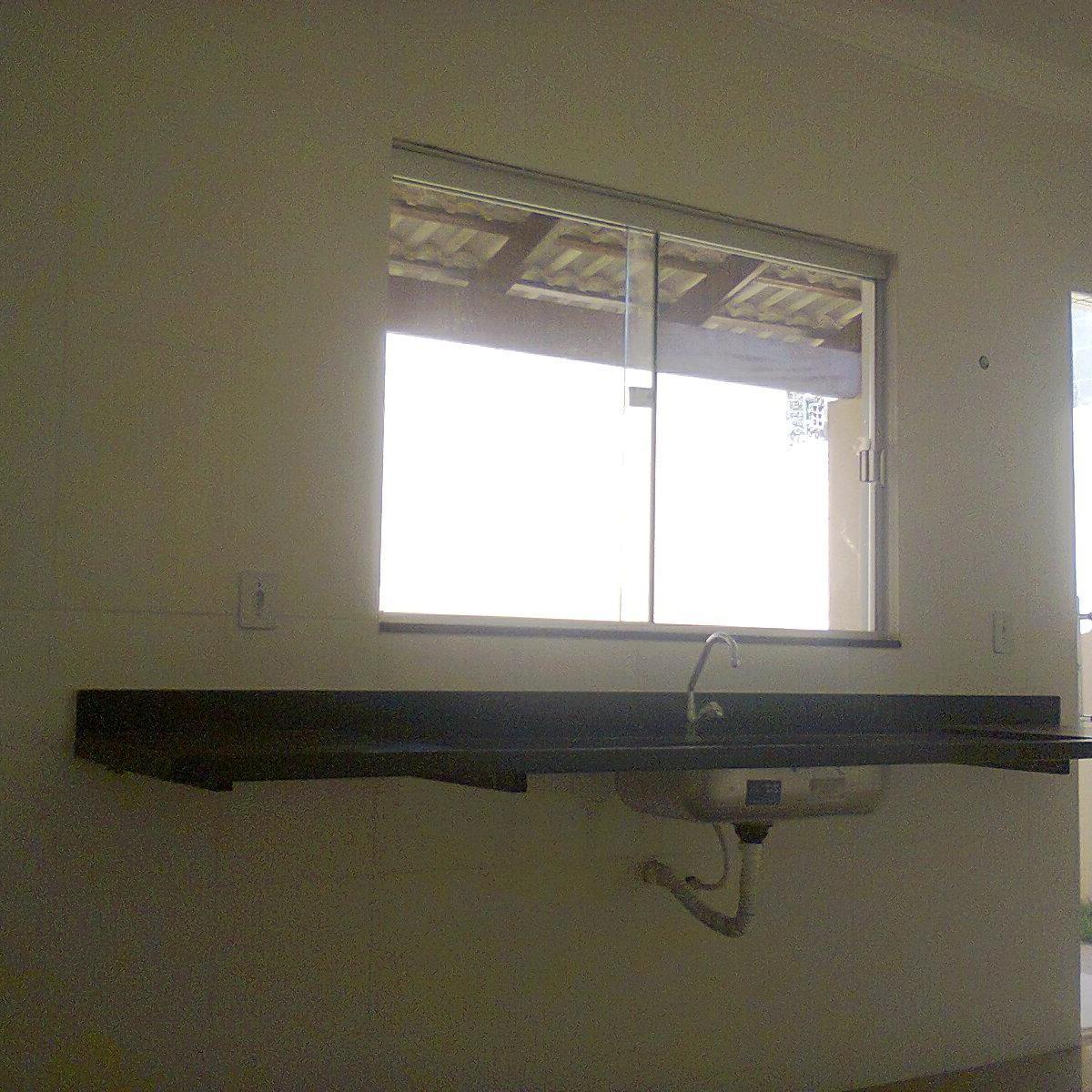 Belíssima casa 3 Q em Goiânia Setor Santa Rita ao lado do Moinho dos  #413D2D 1200 1200