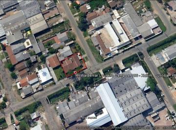 Terreno 20 x 25 com 4 casas locadas à venda no Boqueirão