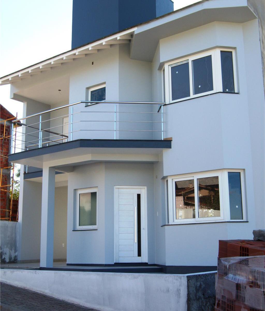 Imagens de #633D31 Casa à venda com 3 Quartos Rondônia Novo Hamburgo R$ 449.000  1024x1200 px 2764 Box Banheiro Novo Hamburgo Rs