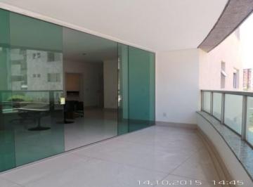 Apartamento com área privativa de luxo na Serra. 3 suítes.