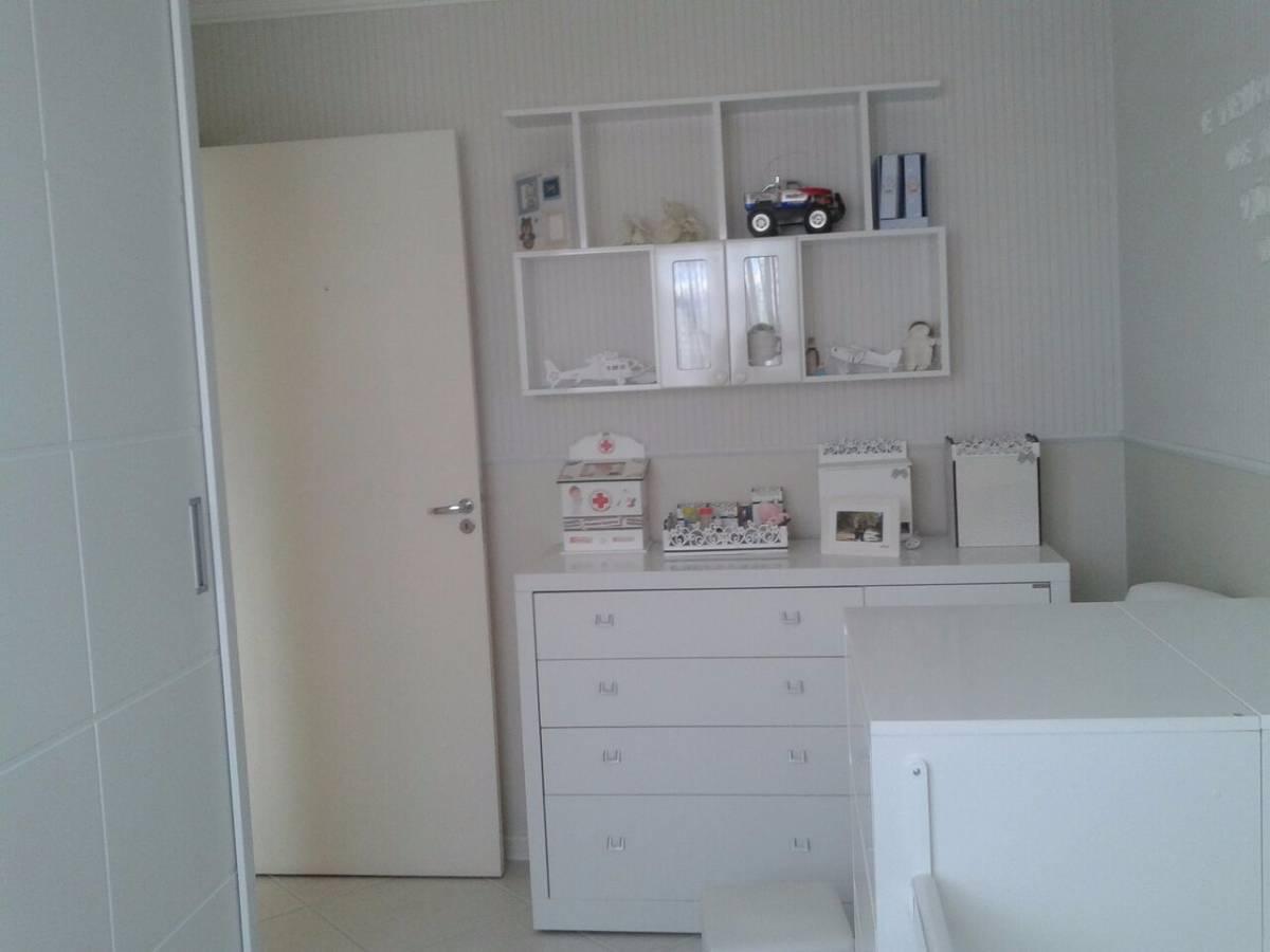 Apartamento à venda com 3 Quartos Jardim Atlântico Florianópolis  #50647B 1200x900 Banheiro Apartamento Planejado