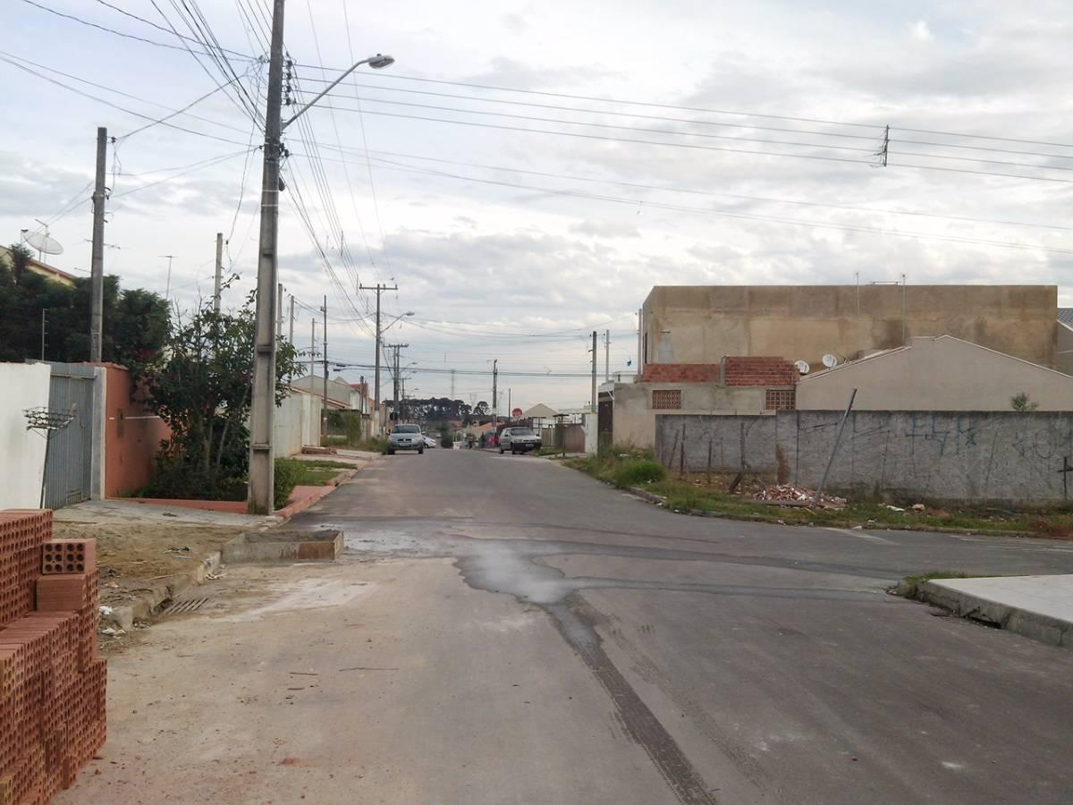 Imagens de #65493C Casa à venda com 2 Quartos Sítio Cercado Curitiba R$ 170.000 70  1200x900 px 3004 Box Banheiro Curitiba Sitio Cercado