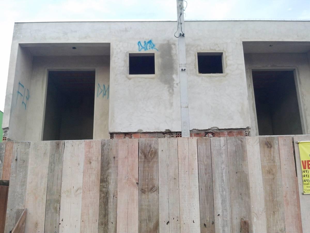 Imagens de #506D7B Casa à venda com 2 Quartos Sítio Cercado Curitiba R$ 170.000 70  1200x900 px 3004 Box Banheiro Curitiba Sitio Cercado