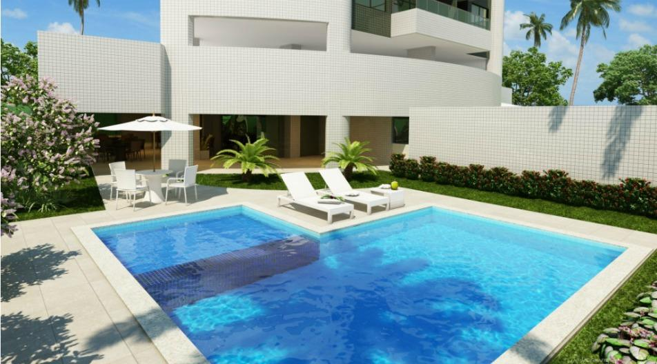 Apartamento Venda Com 4 Quartos Boa Viagem Recife R