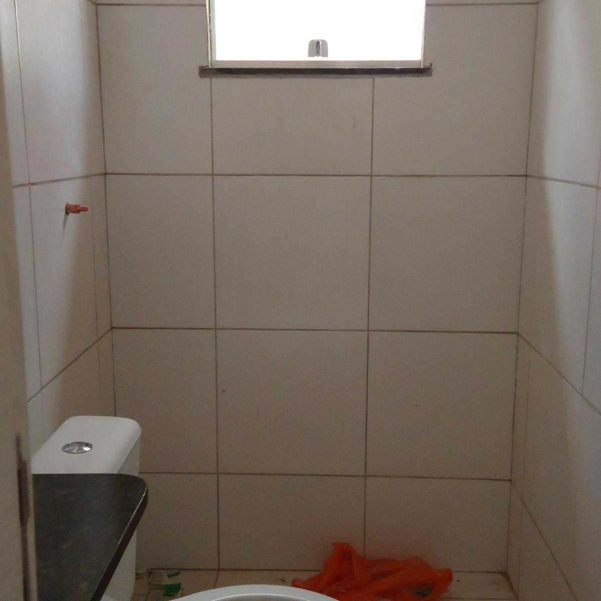 Imagens de #5D4838 Excelentes casas em condomínio em São Gonçalo do Amarante. Casa  1200x1200 px 3550 Blindex Banheiro Em São Gonçalo