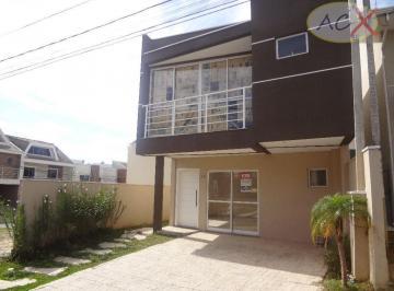 Sobrado residencial à venda, Barreirinha, Curitiba.