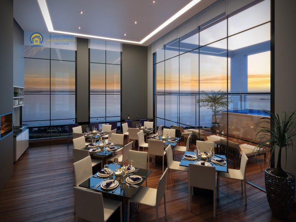 #9F702C Apartamento à venda com 3 Quartos Cristal Porto Alegre R$ 820.000  1024x768 px Banquetas Para Cozinha Americana Porto Alegre #1579 imagens