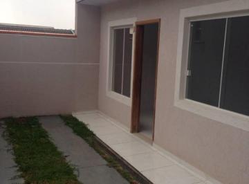 Casa com 52 metros quadrados e 2 quartos em Vila Vicente Macedo - Piraquara