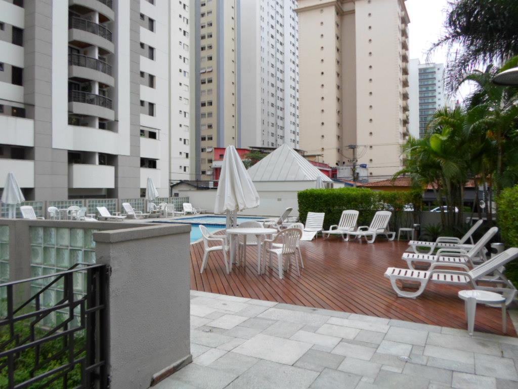 Apartamento à venda com 3 Quartos Campo Belo São Paulo R$ 835  #4B5D34 1024x768 Alarme Banheiro Deficiente