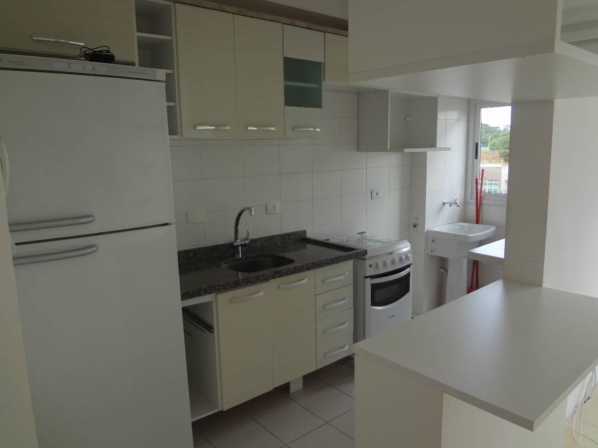 Apartamento no Ecoville com 52 m² de área útil. Composto por: sala  #585144 1200x900 Armario Banheiro Curitiba