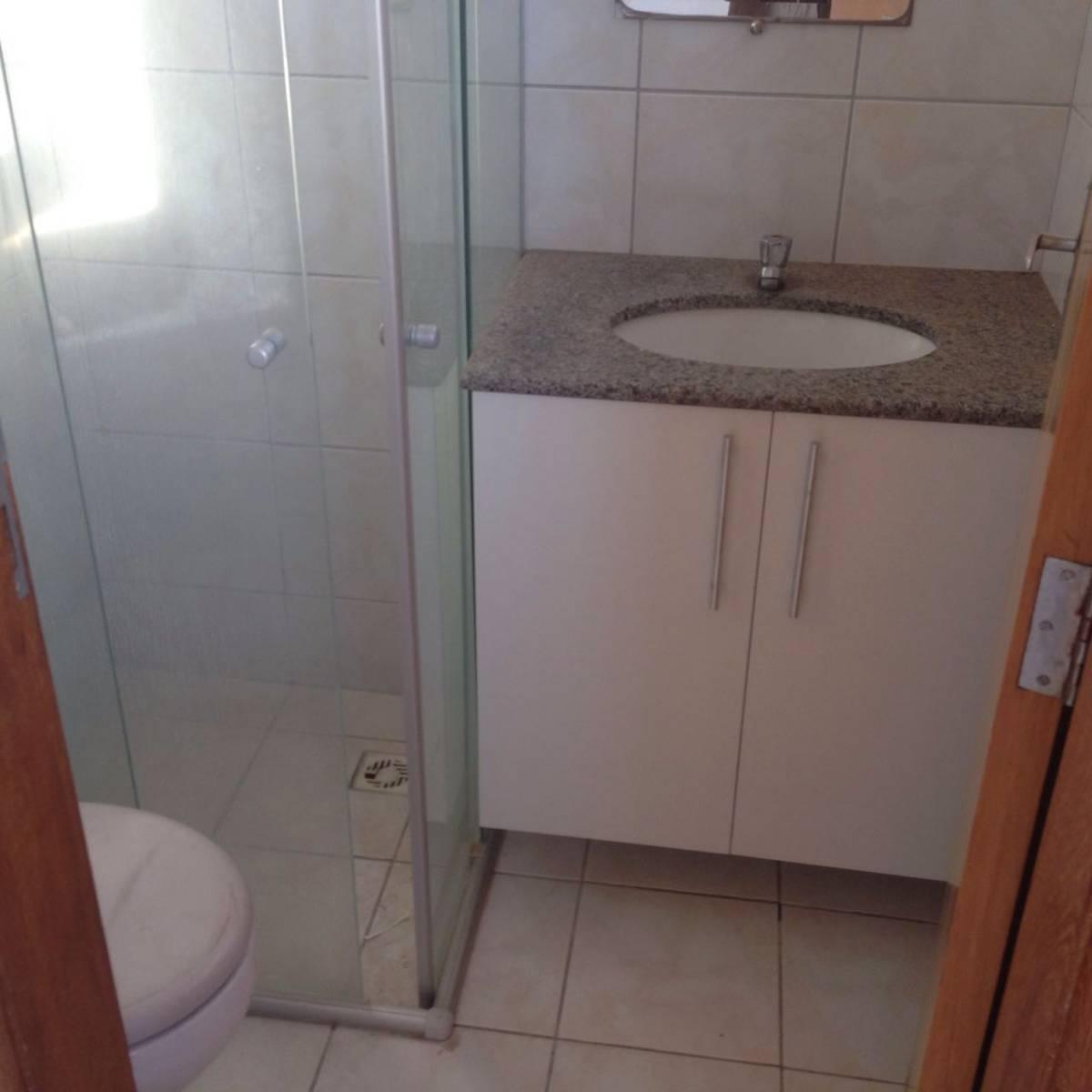 02 quartos sendo uma suíte piso de cerâmica sala para 2 ambientes #613F35 1200x1200 Balança De Banheiro Belo Horizonte