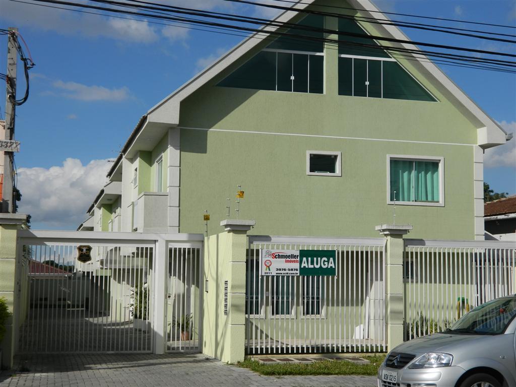Casa para aluguel com 3 Quartos Boqueirão Curitiba R$ 1.450 89  #3D648E 1024x768 Banheiro Com Banheira Metragem