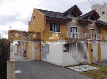 Sobrado residencial à venda, Vila Izabel, Curitiba.