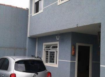 Lindo Sobrado Cajuru - 3 Dormitórios - Condomínio fechado