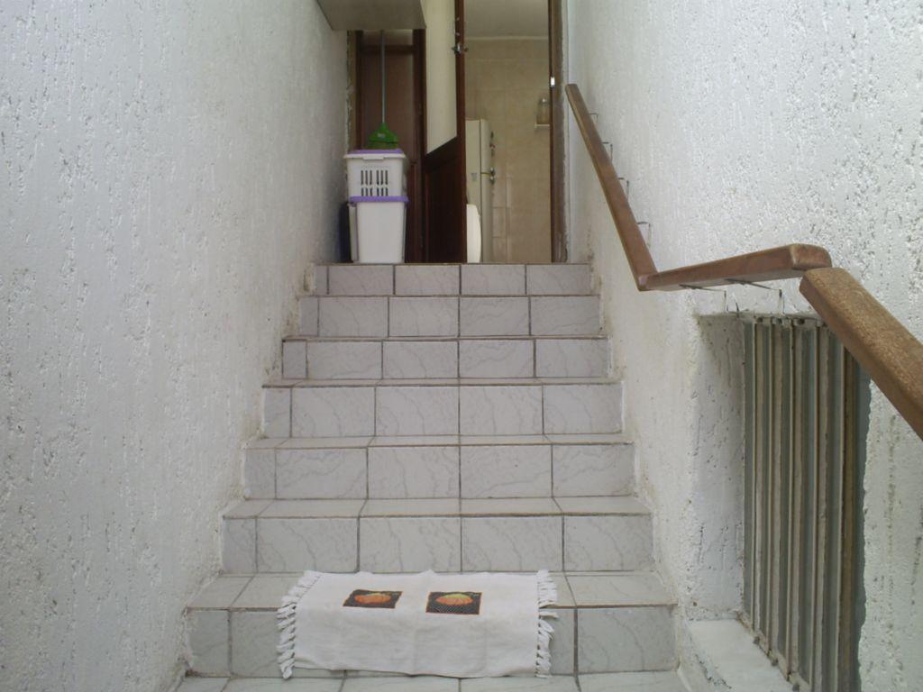 Imagens de #5D4D3C Casa à venda com 3 Quartos Nonoai Porto Alegre R$ 450.000 181 m2  1024x768 px 3070 Box Banheiro Blindex Porto Alegre