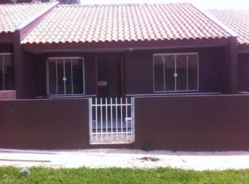 Casa em Piraquara - Entrada facilitada - Rua Asfaltada