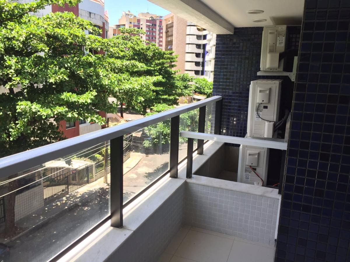 #7C9536 Apartamento de 2 suítes mobiliado área de 78 m² vista mar  1200x900 px Armario De Cozinha Nas Casas Bahia De 199 00_1656 Imagens