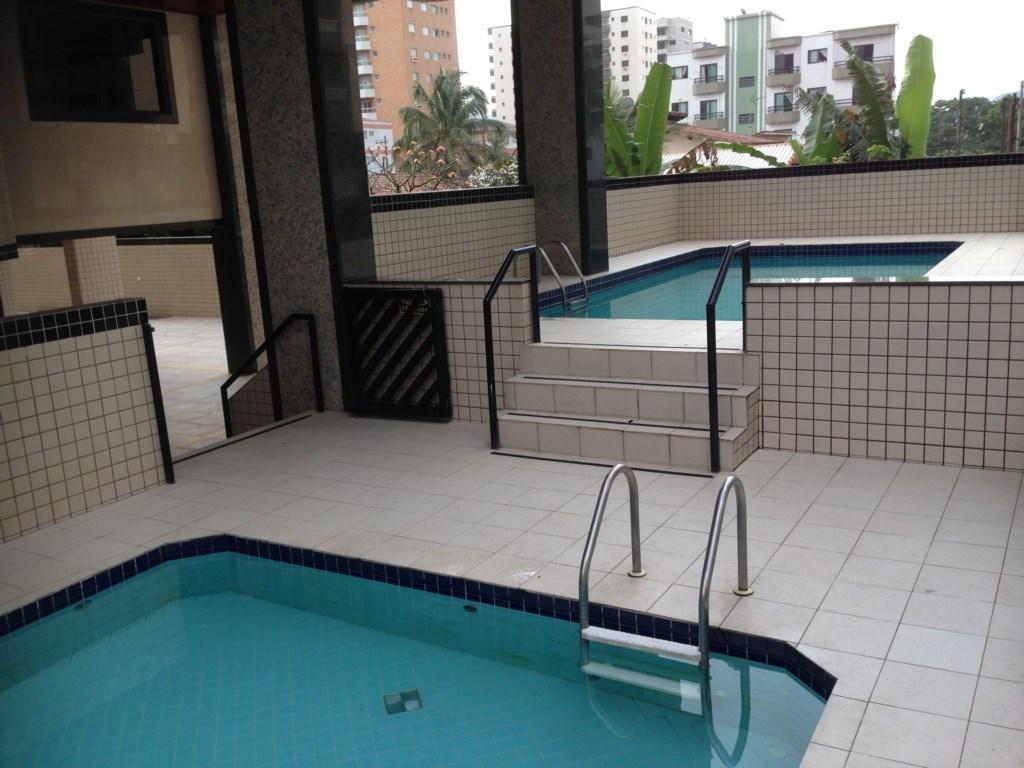 Apartamento à venda com 1 Quarto Vila Guilhermina Praia Grande R$  #184F5A 1024 768