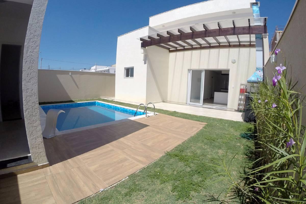 Casa venda com 3 quartos condom nio villagio milano - Condominio con piscina milano ...