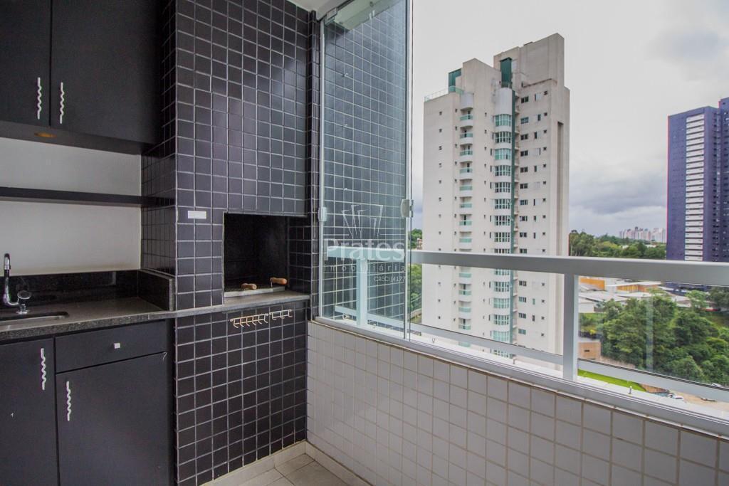 Apartamento para aluguel com 3 quartos ecoville curitiba for Maison classique curitiba aluguel
