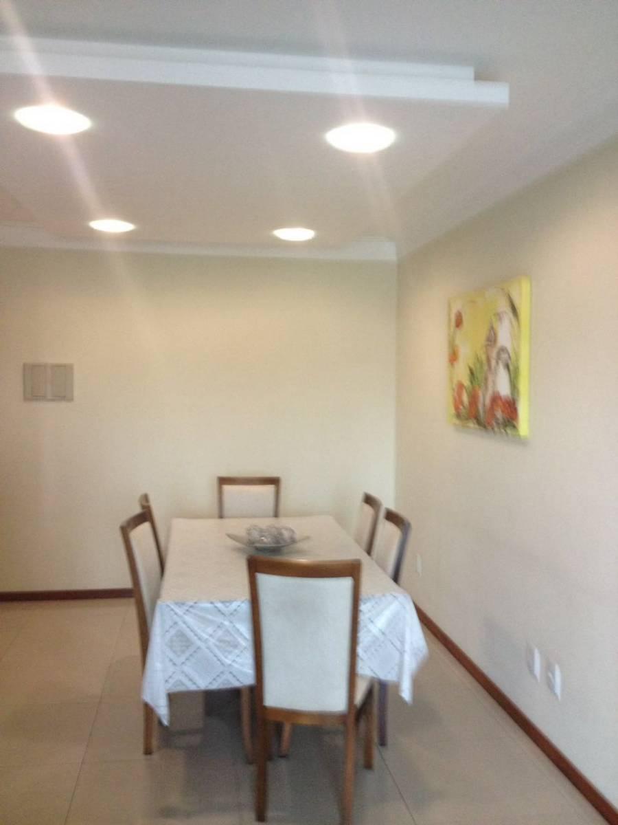 Apartamento à venda com 3 Quartos, Trindade, Florianópolis - R$ 580