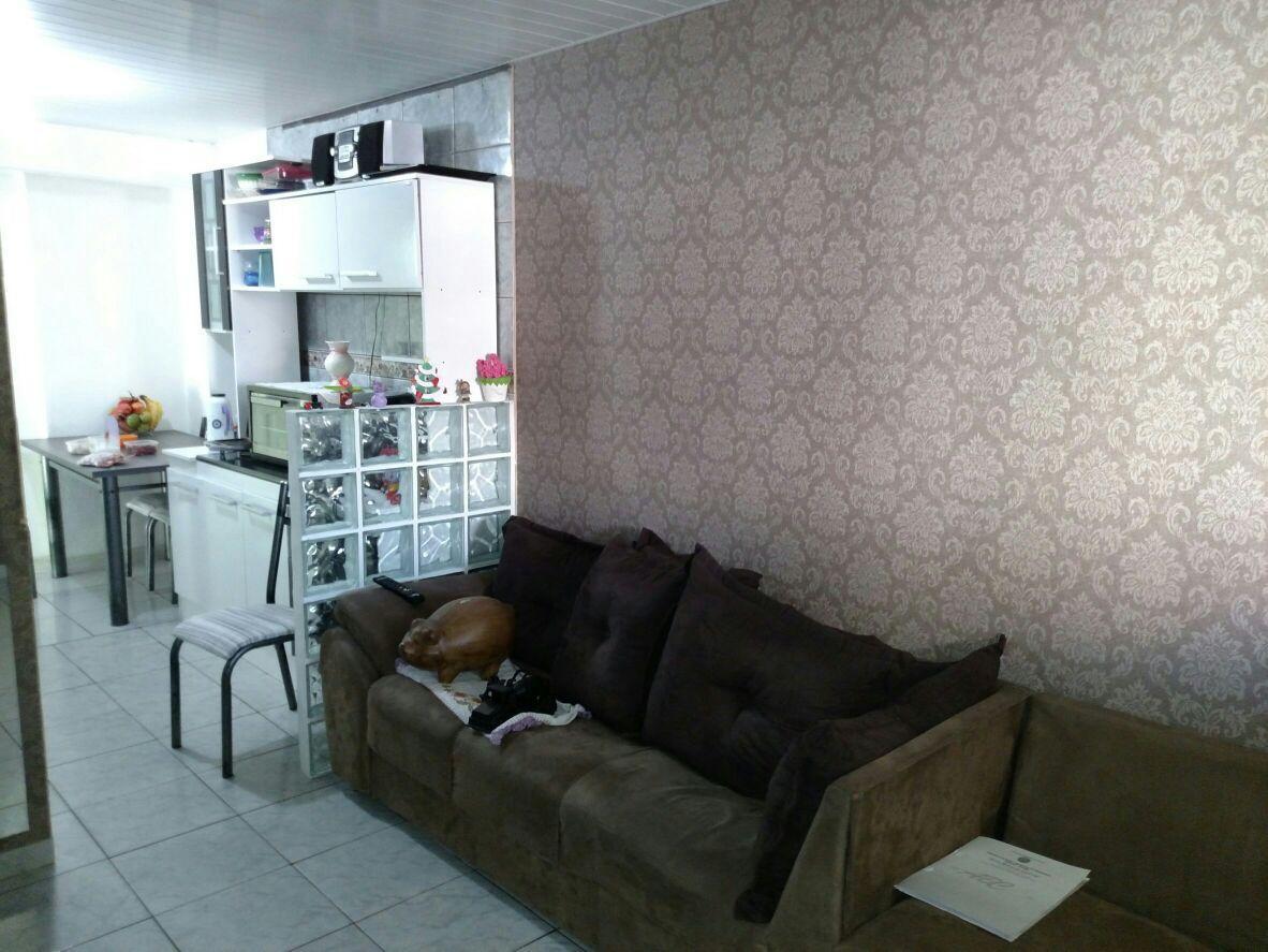 Imagens de #546E77 Casa à venda com 3 Quartos Sítio Cercado Curitiba R$ 215.000  1182x887 px 3004 Box Banheiro Curitiba Sitio Cercado