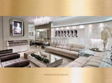 Prox. CLUBE CURITIBANO - Acabamento Premium - 316 m2 Á.Total - Agende Sua Visita