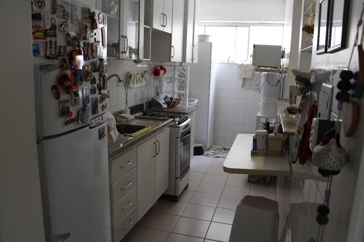 #5E5951 Apartamento à venda com 2 Quartos Costa Azul Salvador R$ 225.000  1200x800 px Banheiro Do Parque Costa Azul 3345