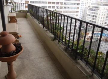 02 DORMITÓRIOS NA AVENIDA HIGIENÓPOLIS AO LADO DO SHOPPING