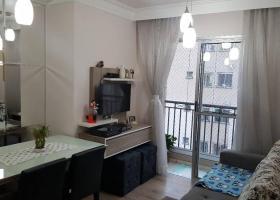 Ótima oportunidade, apartamento pronto para morar - Vila Liviero, Sacomã