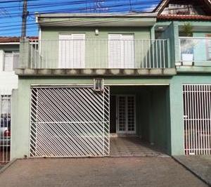Sobrado para Locação - Boqueirão/ Residencial Vila Verde
