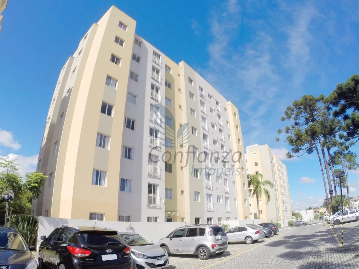 Apartamento para aluguel com 2 Quartos Campo Comprido Curitiba R$  #296CA2 1200x900 Armario Banheiro Luna