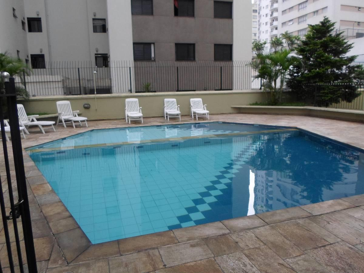 Apartamento para aluguel com 1 Quarto Vila Clementino São Paulo R  #164969 1200x900 Banheiro Container Aluguel