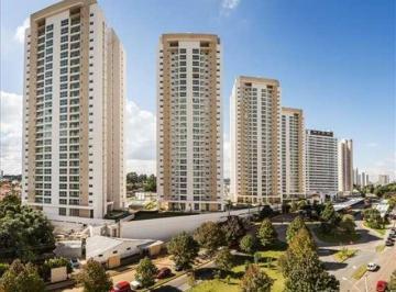 Apartamento residencial à venda, Ecoville, Curitiba - AP0078.