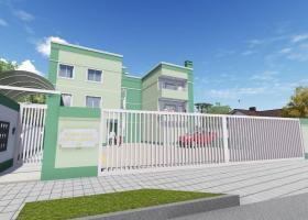 Apartamento com 3 Quartos, São José dos Pinhais