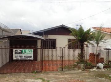 Casa Residencial - Xaxim