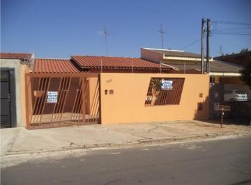 Casa residencial para venda e locação, Bosque de Barão Geraldo, Campinas - CA3847.