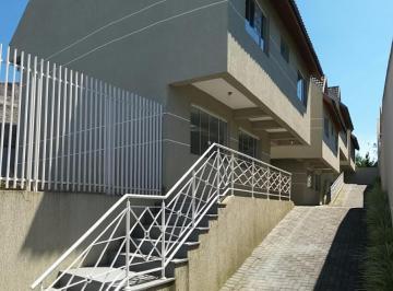Sobrado Novo à venda, Barreirinha, Curitiba.