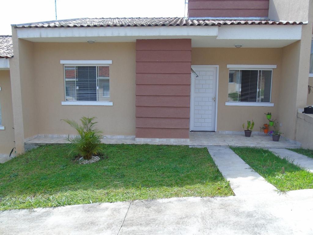 #6A8447 Casa à venda com 3 Quartos Del Rey São José dos Pinhais R$ 180  288 Janelas De Vidro Sao Jose Dos Pinhais