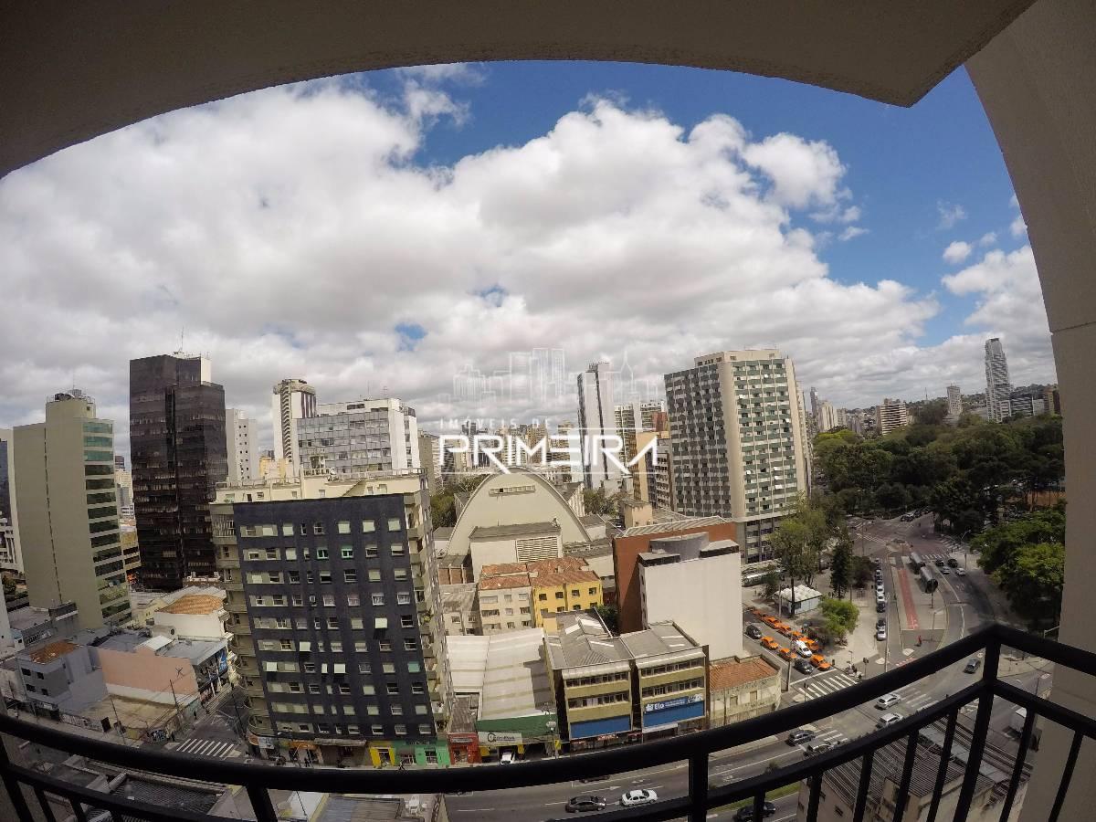 Imagens de #415D8A Apartamento à venda com 1 Quarto Centro Curitiba R$ 260.000 42  1200x900 px 3612 Banheiros Social Planejados